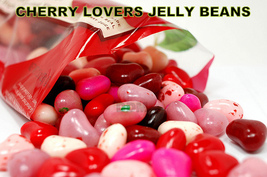 CHERRY LOVERS Gimbals 4 LBs Bulk Vending Machine Chewy Candy New Candies - $37.99