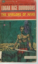 The Warlord Of Mars-Edgar Rice Burroughs;1st Ballantine;F711;Mar 1963;50... - $9.97