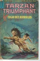Edgar Rice Burroughs-Tarzan Triumphant;Ace Books F-194;PB;Roy Krenkel Co... - $9.97