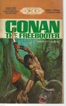 CONAN #3–The Freebooter by Robert E.Howard, L.Sprague DeCamp.Lancer #751... - $9.97