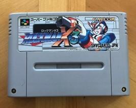 Rockman X3, Capcom, Nintendo Super Famicom - $34.19