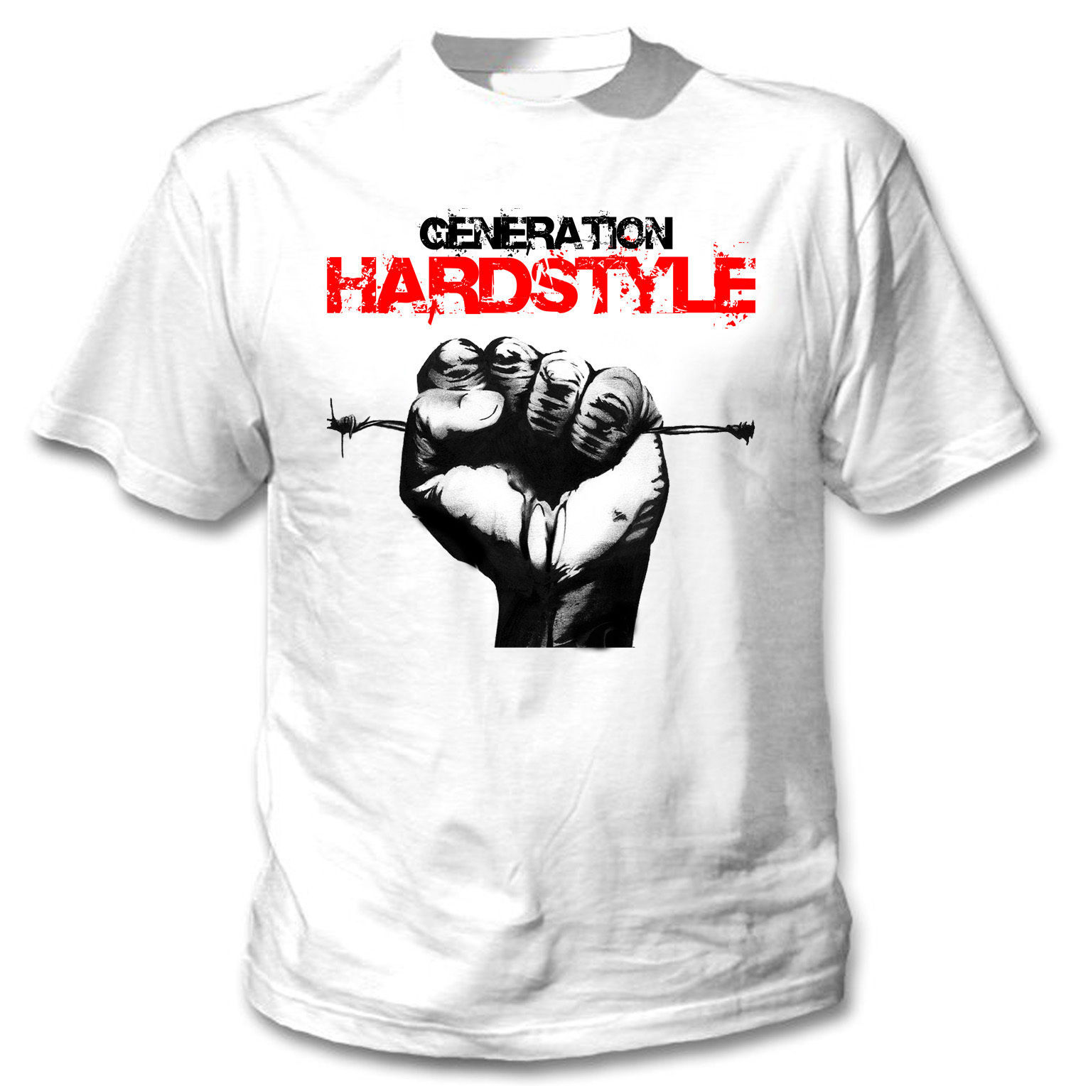 Primary image for HARDSTYLE GENERATION - NEW AMAZING GRAPHIC TSHIRT- S-M-L-XL-XXL