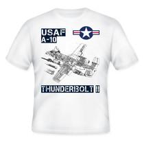USAF A-10 THUNDERBOLT II - NEW COTTON QUOTE T-SHIRT - S-M-L-XL-XXL - $36.80