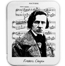 CHOPIN CLASSIC MUSIC COMPOSER - MOUSE MAT/PAD AMAZING DESIGN - $13.87