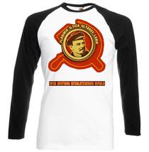 Lenin Quote  Black Long Sleeved Baseball T Shirt S M L Xl Xxl - $27.51