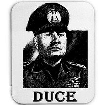 Mussolini Benito Italy Wwii   Mouse Mat/Pad Amazing Design - $13.95