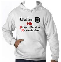 Waffen Hohenstaufen Germany Wwii   Amazing Graphic Hoodie S M L Xl Xxl - $54.63