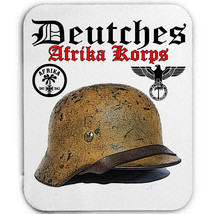 DEUTCHES AFRIKA KORPS GERMANY WWII - MOUSE MAT/PAD AMAZING DESIGN - $268,67 MXN