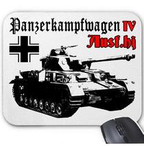 PANZERKAMPFWAGEN IV AUSF HJ GERMANY WWII - MOUSE MAT/PAD AMAZING DESIGN - $13.95