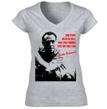 Bukowski Charles 1    Cotton Grey Tshirt S M L Xl Xxl - $35.56