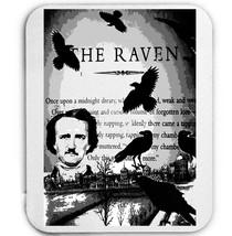 EDGAR ALAN POE THE RAVEN  1   - MOUSE MAT/PAD AMAZING DESIGN - $14.10