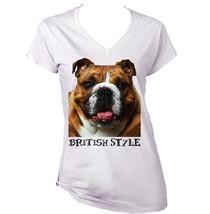 British Bulldog 3 British Style Amazing Graphic Tshirt  S M L Xl Xxl - $36.08