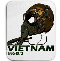 Usa Air Force Vietnam War Helmet    Mouse Mat/Pad Amazing Design - $13.87