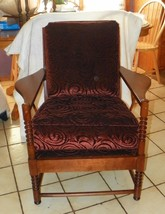 Cherry Mid Century Armchair / Retro Chair  (AC151) - $499.00
