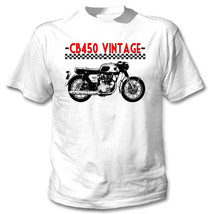 Japanese Cb 450 Vintage Motorcycle   New Amazing Graphic Tshirt  S M L Xl Xxl - $24.17
