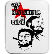 FIDEL CASTRO & CHE GUEVARA CUBA REVOLUTION - MOUSE MAT/PAD AMAZING DESIGN - $282,99 MXN