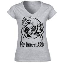 Labrador Retriever My Bodyguard P B  Amazing Graphic Grey T Shirt   S M L Xl Xxl - $25.24