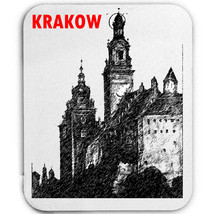 KRAKOW POLAND - MOUSE MAT/PAD AMAZING DESIGN - $15.09