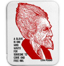 Ezra Pound   Mouse Mat/Pad Amazing Design - $12.36