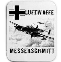 LUFTWAFFE MESSERSCHMITT GERMANY WWII - MOUSE MAT/PAD AMAZING DESIGN - $13.82