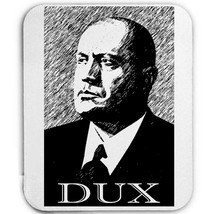 BENITO MUSSOLINI ITALY WWII - MOUSE MAT/PAD AMAZING DESIGN - $13.94