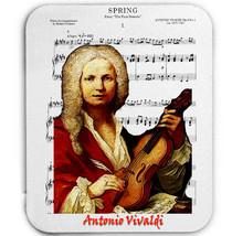 Antonio Vivaldi    Mouse Mat/Pad Amazing Design - $13.94