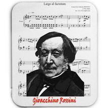 Gioacchino Rossini    Mouse Mat/Pad Amazing Design - $13.94