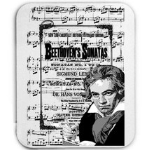Wolfgang Beethoven 3.    Mouse Mat/Pad Amazing Design - $13.94
