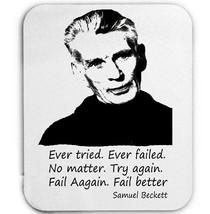 Samuel Beckett Writer   Mouse Mat/Pad Amazing Design - $12.36
