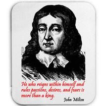 John Milton Writer   Mouse Mat/Pad Amazing Design - $13.95