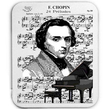 Frederic Chopin 4.    Mouse Mat/Pad Amazing Design - $13.94