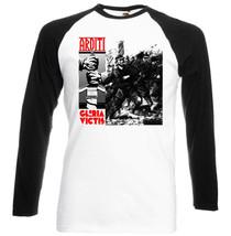Italian Arditi Wwii   Black Sleeved Baseball Tshirt S M L Xl Xxl - $27.40