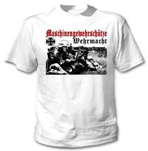 Maschinengewehrschütze Germany Wwii   New Amazing Graphic Tshirt  S M L Xl Xxl - $24.17