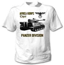 Tiger Panzer Division Africa Korps   New Amazing Graphic Tshirt  S M L Xl Xxl - $23.21