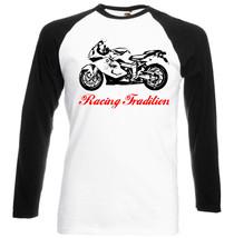 German Motorcycle  K1300 S Inspired    Black Sleeved Baseball Tshirt S M L Xl Xxl - $27.40