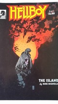 HELLBOY The Island # 2 Comic  by Mike Mignola - $15.67