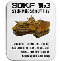 Sturmgeshutz Iv Africa Korps Germany Wwii   Mouse Mat/Pad Amazing Design - $13.95