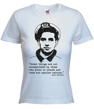 Kerouac  New Amazing Graphic T Shirt With Quote   S M L - $36.15