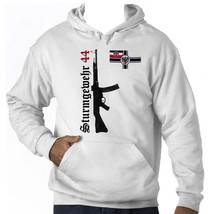 Sturmgwehr 44 Germany Wwii   Amazing Graphic Hoodie S M L Xl Xxl - $54.54