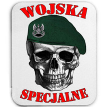 POLISH SPECIAL FORCES Wojska Specjalne - MOUSE MAT/PAD AMAZING DESIGN - $13.87