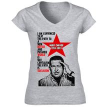 Chavez Hugo   Cotton Grey Tshirt S M L Xl Xxl - $25.89