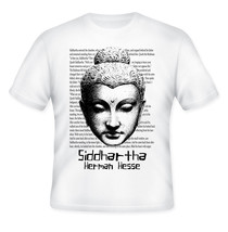 Herman Hesse   Siddhartha   New Amazing Graphic  T Shirt   S M L Xl Xxl - $35.49
