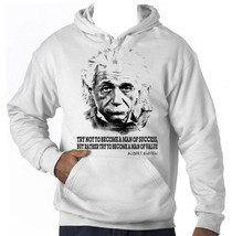 Albert Einstein  4     New Amazing Graphic Hoodie S M L Xl Xxl - $54.54