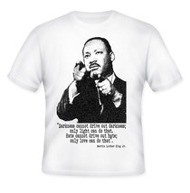 Martin Luther King Jr  New Amazing Graphic T Shirt   S M L Xl Xxl - $24.17