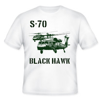 S 70 Black Hawk   New Graphic Tshirt   S M L Xl Xxl - $24.06
