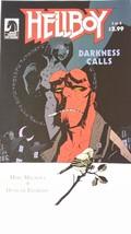 Hellboy  Darkness Calls # 1 Comic By Mike Mignola & Duncan Fegreno - $15.00