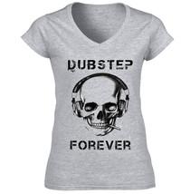 Dubstep For Ever    Cotton Grey Tshirt S M L Xl Xxl - $25.89