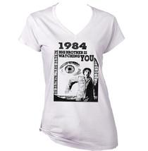 GEORGE ORWELL 1984 - AMAZING GRAPHIC T-SHIRT - S-M-L-XL-XXL - $33.19