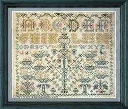 Ancestral Tree cross stitch chart Tempting Tangles - $18.00