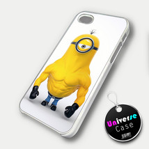 Strong Minions Despicable Me iPhone 5 Case Hard Plastic - $14.85